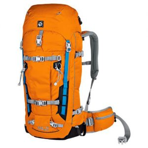 Balo Jack Wolfskin Mountaineer 48L Orange