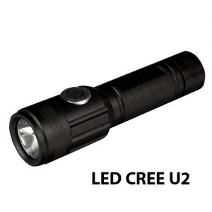 Den pin Led Cree U2